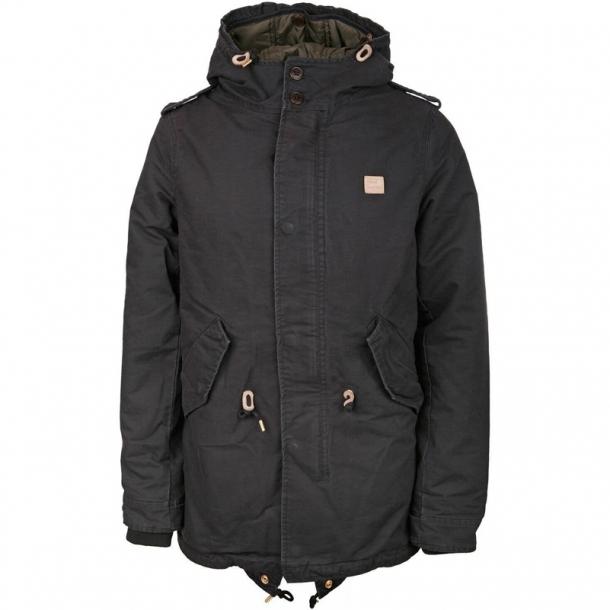 60bf8610117 Куртка утеплённая Jackson Parka Vintage Industries Материал верха  100%  плотный хлопок с водоотталкивающей пропиткой