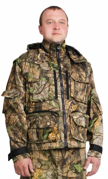 Камуфлированный костюм Патриот «лес»