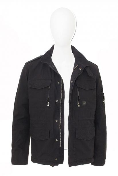 546fd9d3b7c Куртка Vintage Industries Cranford Jacket Vintage Black Материал  100%  хлопок  Сезонность  лето