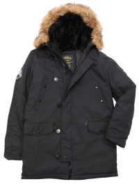 Куртка Alpha Industries Altitude Parka Black