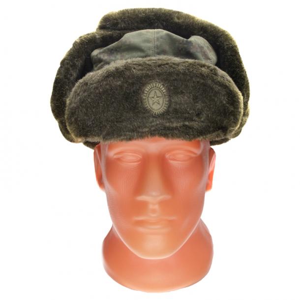 Солдатская уставная шапка нового образца Цифра ВКБО купить в Санкт ... cae0f942cf682