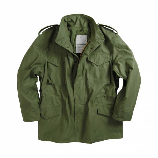 Куртка Alpha Industries M-65 Field Jacket Olive