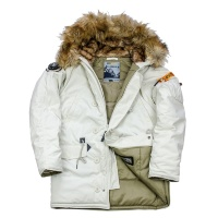 Куртка аляска Denali Oxford 2.0 Compass (silver sage/olive)